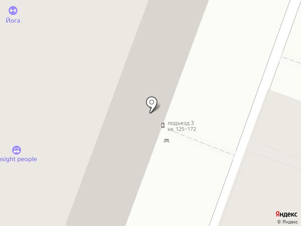 LOFTcafe на карте Саратова