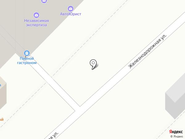 Магазин обоев на карте Саратова