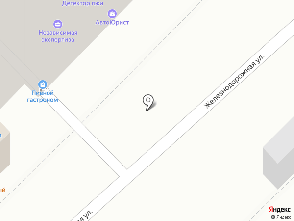 Участковый пункт полиции №58, Отдел полиции №6 на карте Саратова