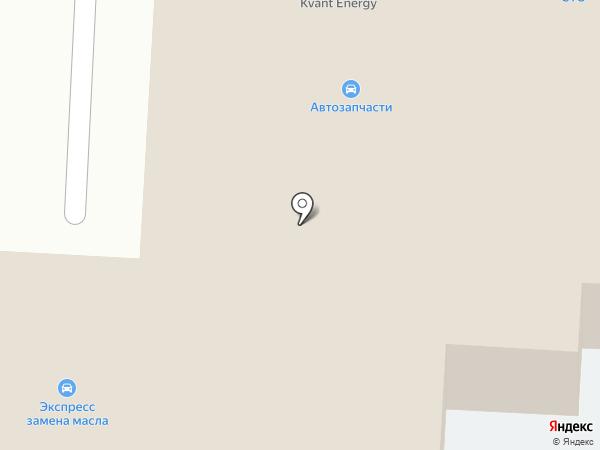 Гепард-Авто на карте Саратова