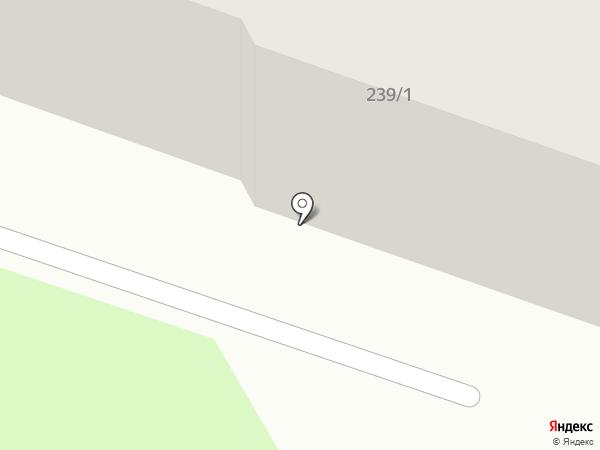 Утилита на карте Саратова