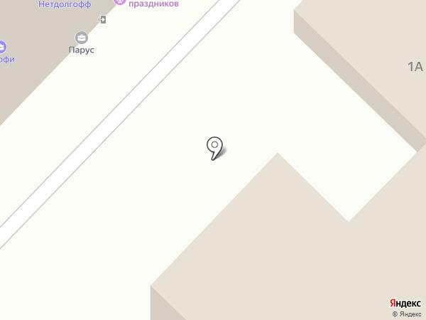 NetCracker на карте Саратова
