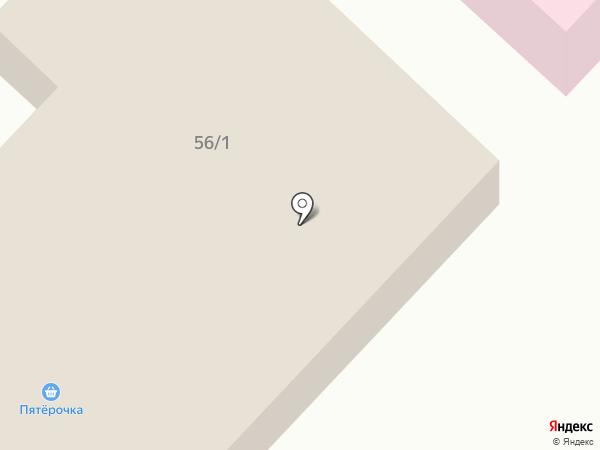 Магазин по продаже яиц на карте Саратова