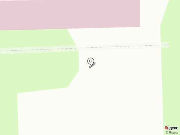 Детский противотуберкулезный диспансер на карте Саратова