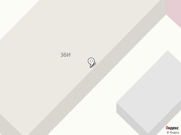 Скорая медицинская помощь на карте Саратова