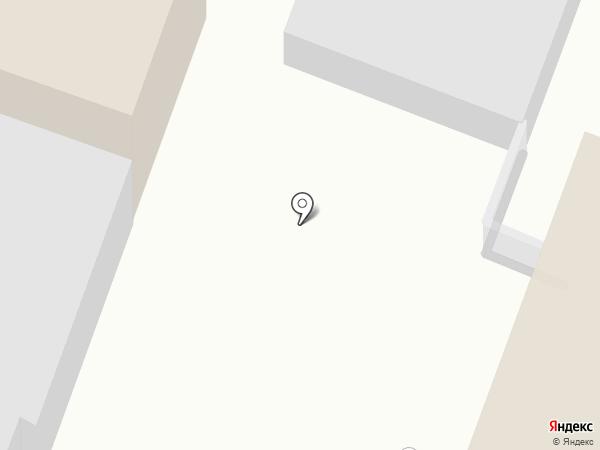 Волга БГ на карте Саратова