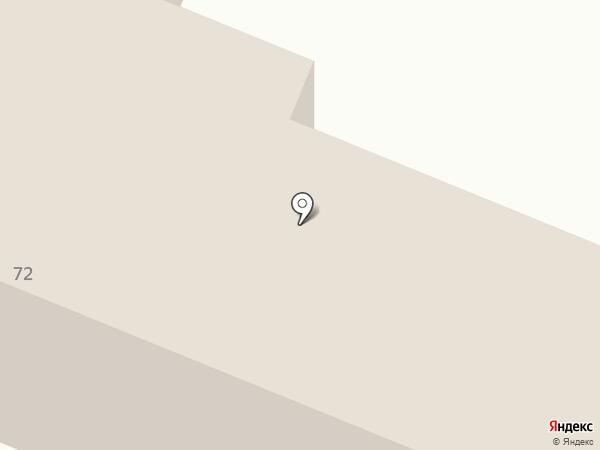 Норма на карте Саратова
