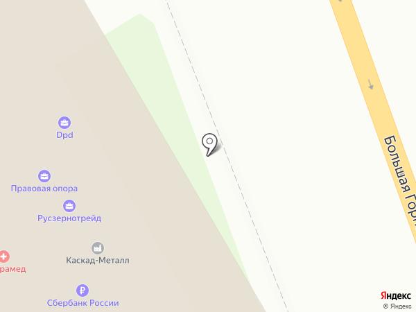 СарТрансЭкспо на карте Саратова