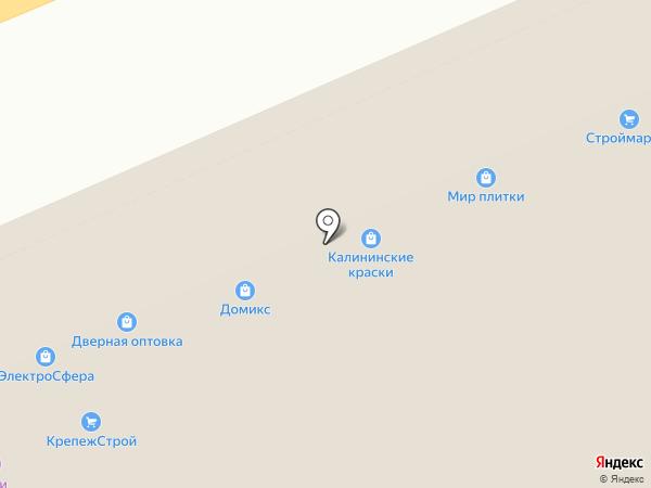 Гиперстрой на карте Саратова