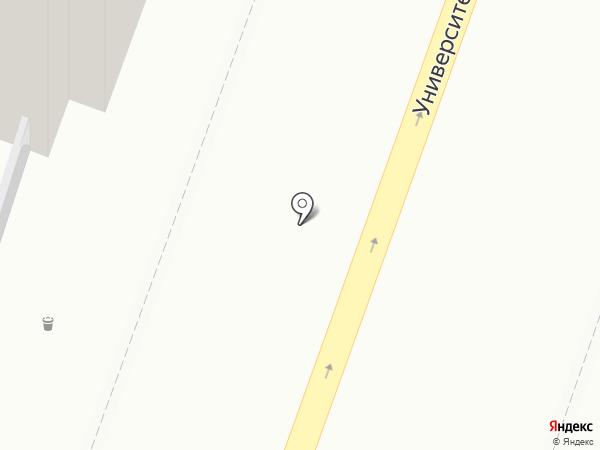Президент-Агентство, ЗАО на карте Саратова