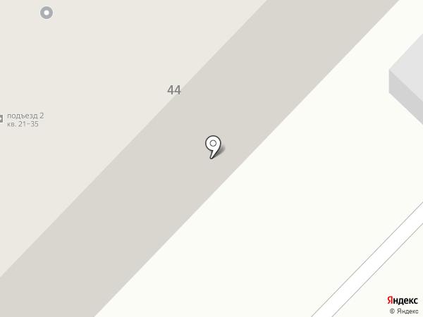 Интеграция на карте Саратова