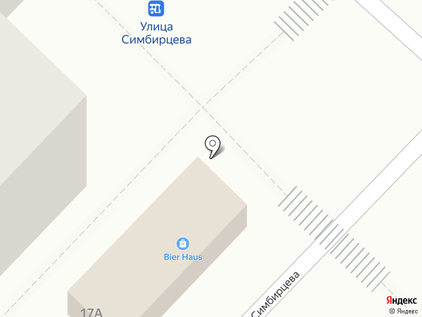 Хмельной источник на карте Саратова