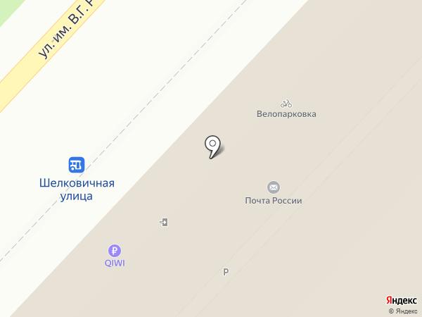Bazzara на карте Саратова