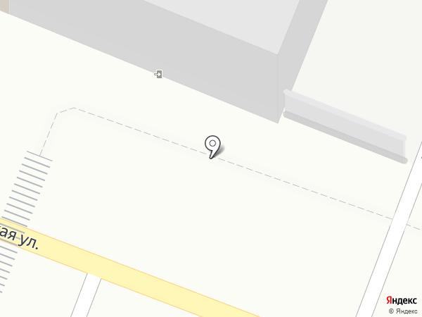 Чудесница на карте Саратова