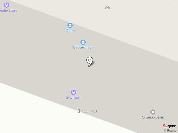 Mobile store на карте Саратова