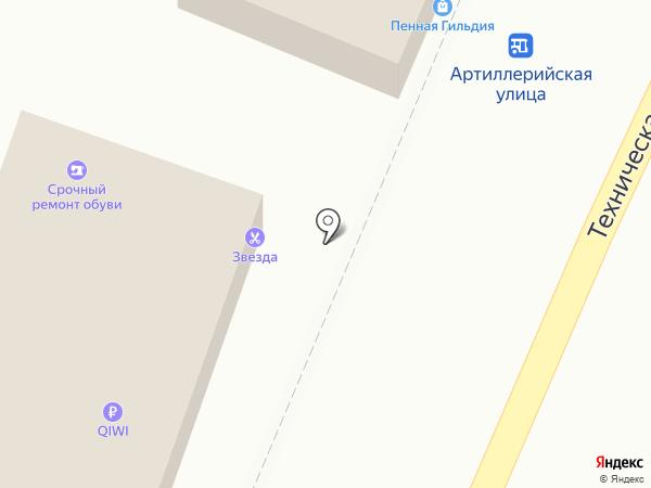 Оазис на карте Саратова