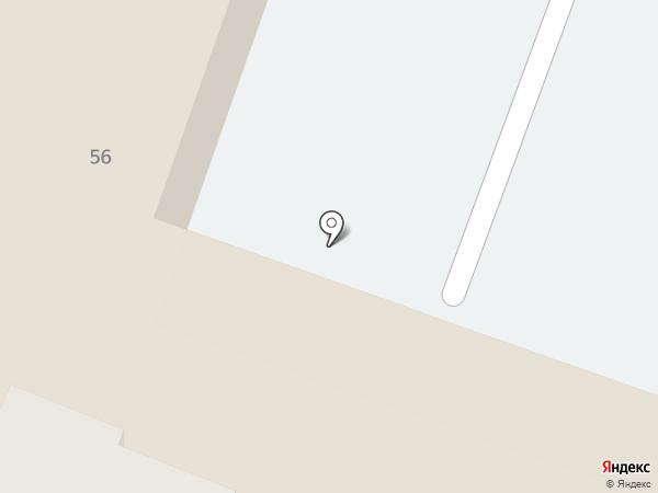 Жилкомплекс на карте Саратова