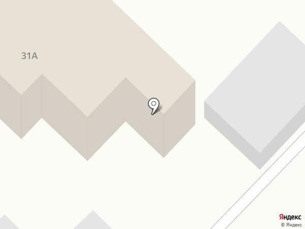 Торгово-монтажная фирма на карте Саратова