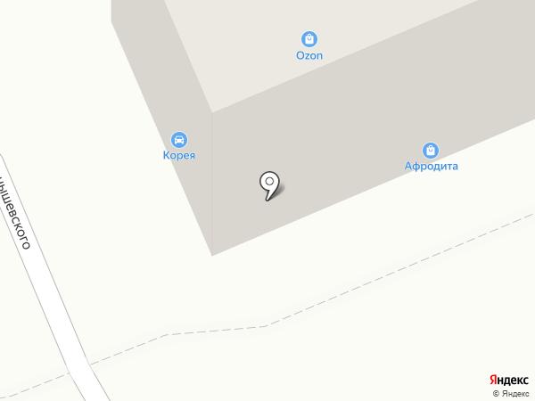 Пивзавод на карте Саратова