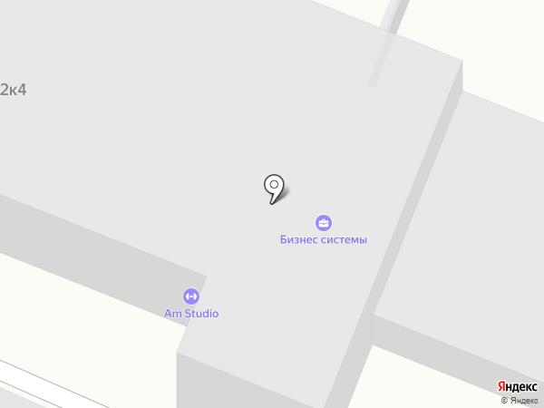 Емаус на карте Саратова