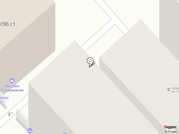 Работодатели.com на карте Саратова