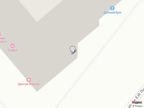 Никаспецстрой на карте Саратова