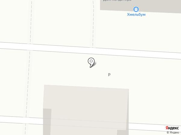 Саша на карте Саратова