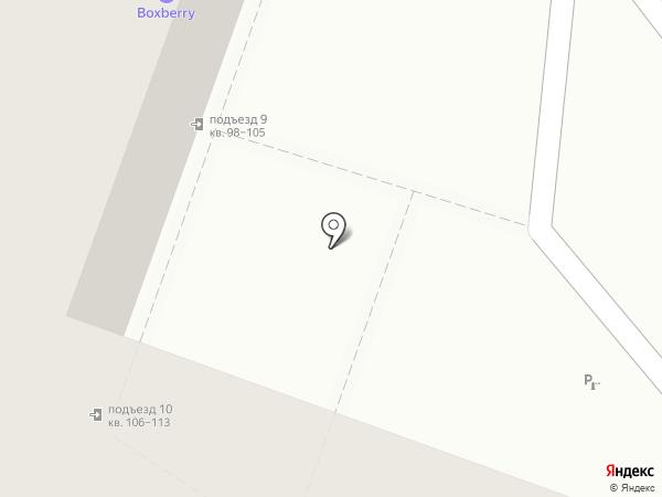 Магазин натуральной косметики на карте Саратова