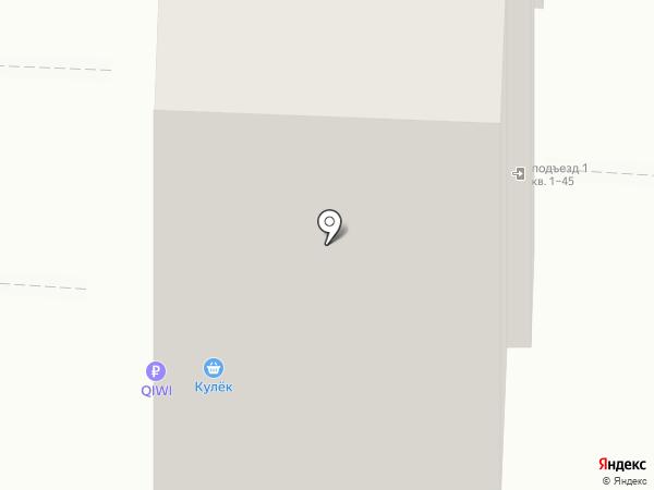 Красное & Белое на карте Саратова