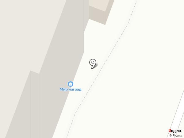 Фасадные Системы Фронт на карте Саратова