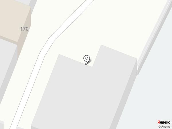 Ярмарка на карте Саратова