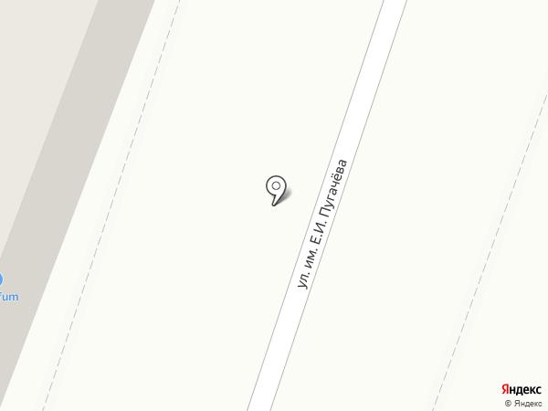 Экспертиза Сервис на карте Саратова