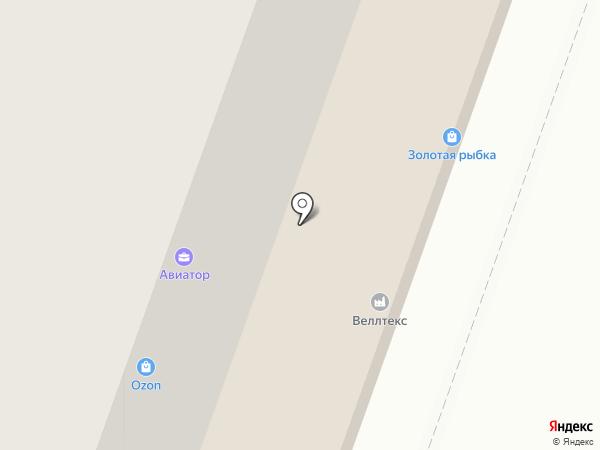 Ойл-Профи на карте Саратова
