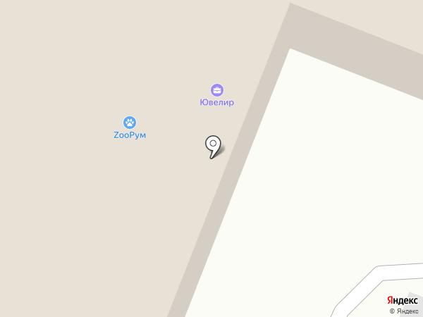 Селена на карте Саратова