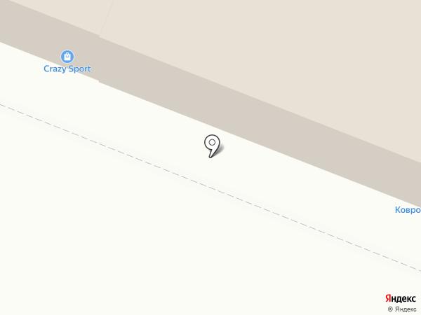 X-Line на карте Саратова