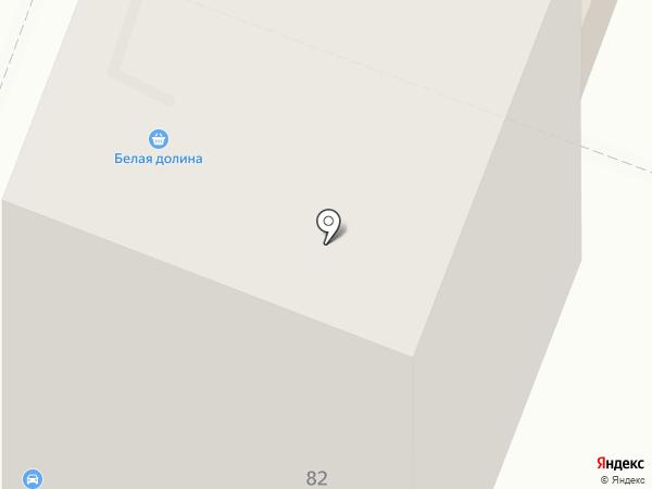 Крафтовая пивоварня Сергея Миронова на карте Саратова