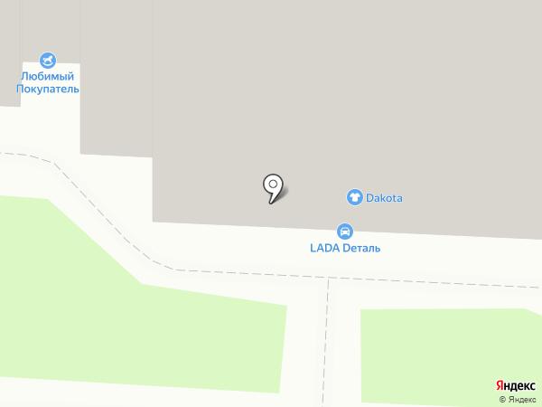 СладKids на карте Саратова