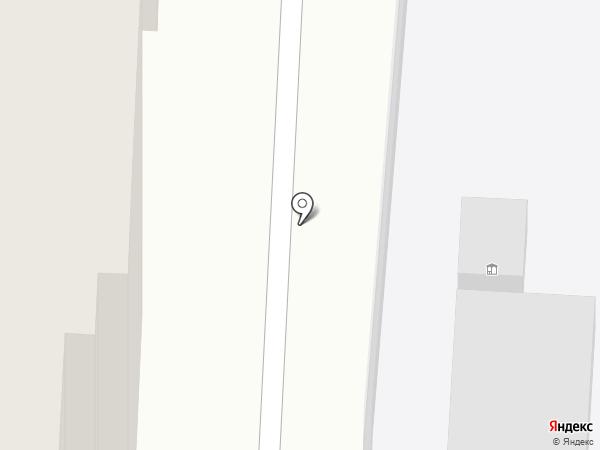 Эда на карте Саратова