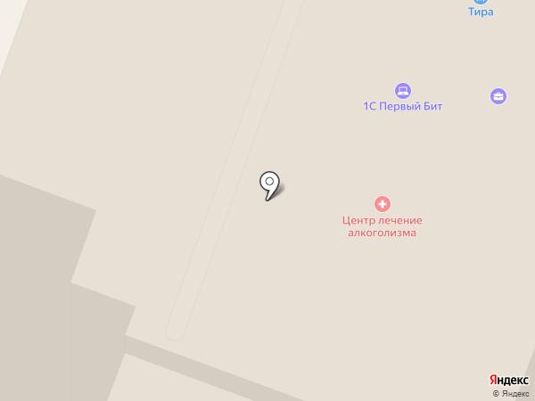 RGSM на карте Саратова