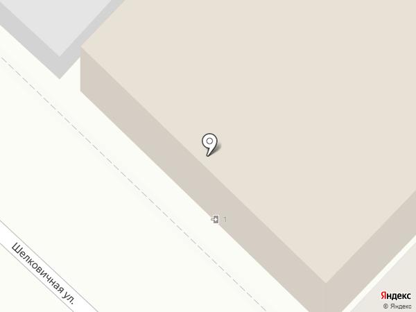 МАГ-Сервис на карте Саратова