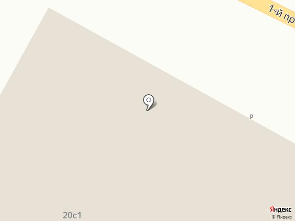 КарВош на карте Саратова