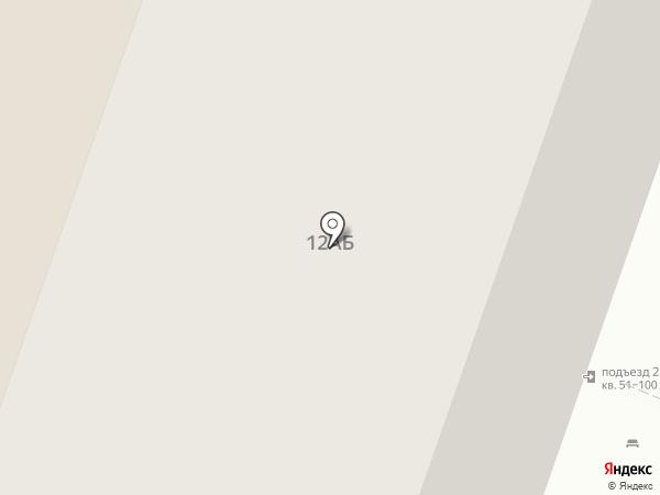 Кормилец на карте Саратова