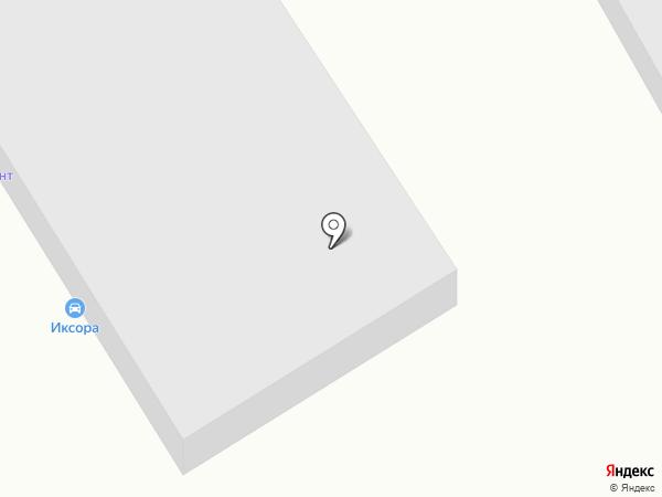 Ангстрем на карте Саратова