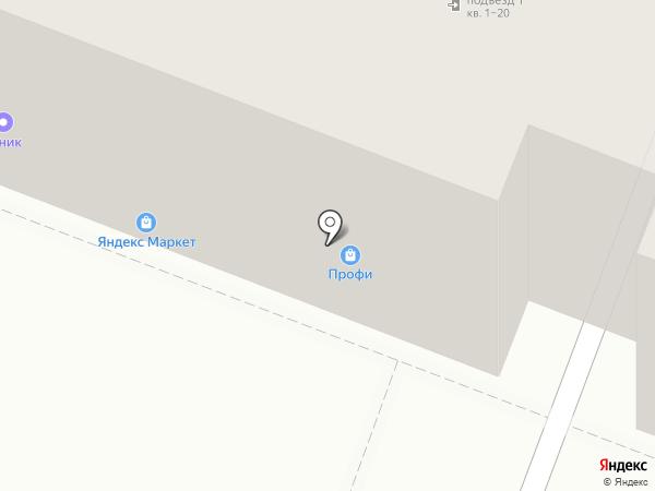Лидер на карте Саратова