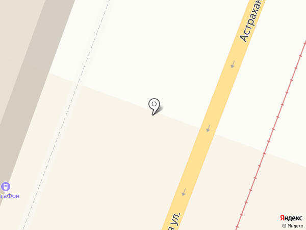БлокПОСТ на карте Саратова