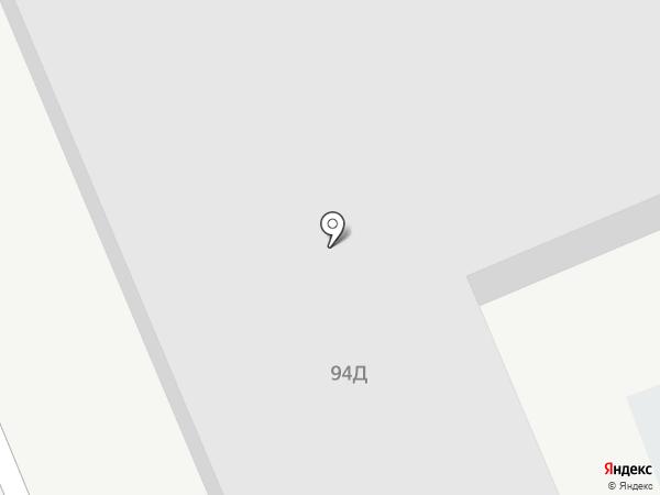 Ex-treme на карте Саратова