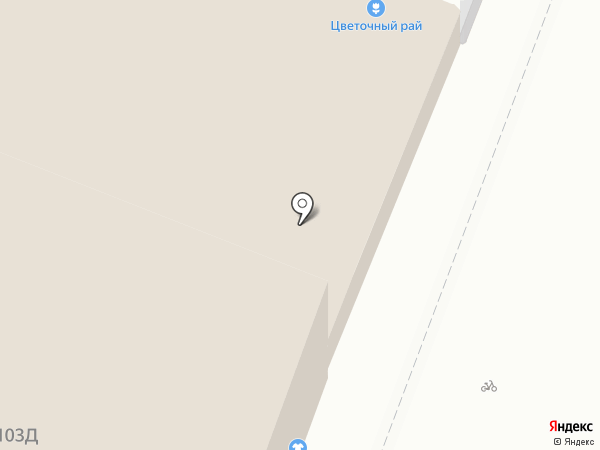 Островок на карте Саратова