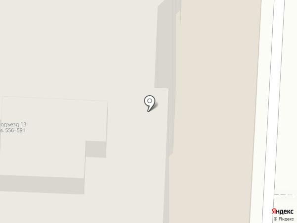 К-МАСТЕР на карте Саратова
