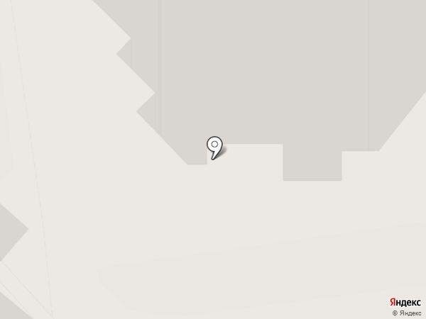 Ильинский на карте Саратова