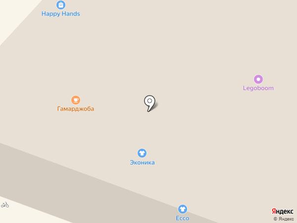 Baon на карте Саратова